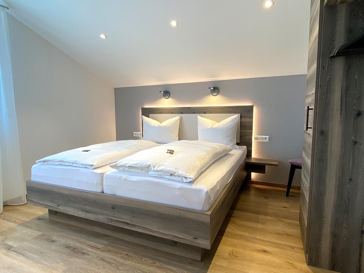 Apartment mit 2 Schlafzimmer - Hotel Kosel